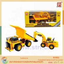 R C Construction Trucks