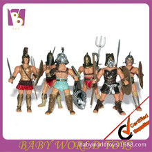 2015 factory outlets Capsule Candy Toy PVC Character Plastic Soldiers Figures Toy Mini Custom Action Figure