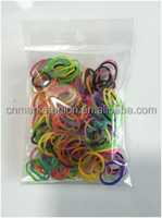 crazy DIY colorful loom rubber bands 200pc