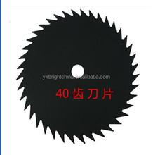 Caliente - venta 40 T hoja para cortador de hierba 1E40F-5A carburets recambios desbrozadora hoja
