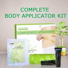 Neutriherbs Weight Loss Body Wrap Kit With Defining Gel Body Contouring Weight Loss Body Wraps for Skin Tightening