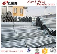 galvanized pipe used