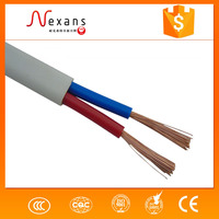 china export lowest price aluminum /copper conductor electric wire