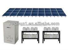 solar panel mounting 4000W