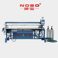 Assembling Machine-CNC Speed Model NOBO-ZC-3 Auto-Spring Mattress Bed Nets and Seat 50-80 sheet/8 hours In Total Power 4.5KW