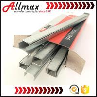 Over 20 years manufacturer experience ordinary packing galvanized 6/4 staples