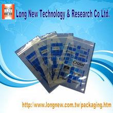 LDPE Zip Lock Printed Plastic Bags