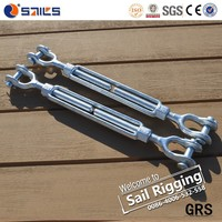 high quality drop forged rigging clevis turnbuckle