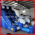 Nuevo gigante de diapositivas inflables del agua para adultos, diapositivas inflables del agua