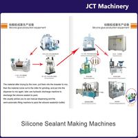 machine for making duct sealant