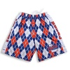 Dry fit sublimated custom lacrosse shorts with pockets