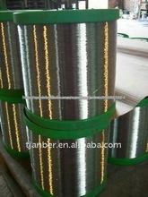De hierro galvanizado de alambre redondo 0.22mm