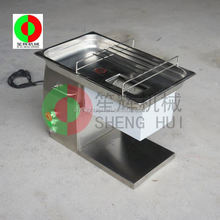 best price selling medium-sized cooked meat slicer machine QH-500