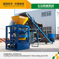 QT4-26 block machine / standard concrete hollow block specification