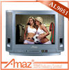 21 inch small size Ultra Slim Crt Tv/TV set with rotating base