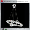 2014 New Style crystal ring pendant lamp parts