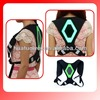 EL sheet reflective sport running safety harness