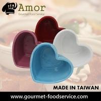 Colorful Caramel Flan Porcelain Mug