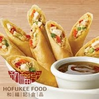 frozen tofu chinese spring roll