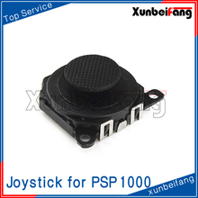 Replacement 3D Analog Joystick Thumb Stick for PSP 1000 Black