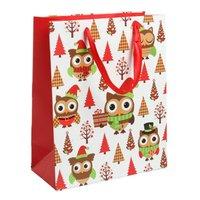 2015 Alibaba factory Christmas washable Kraft paper bag for gift