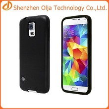 Silicon+tpu+metal case for samsung galaxy s5,3 in 1 phone case for samsung galaxy s5,new case for samsung galaxy s5