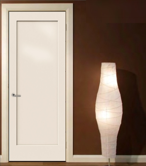 Smooth 1 Panel Solid Core White Primed Mdf Interior Door Buy Mdf