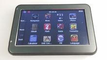 Top Sale India Map Navigation Device Model:T-407