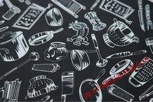 chef uniform fabric T/C twill 21*21 108*58 poplin
