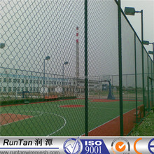 basketball fence netting/stainless steel chain mesh
