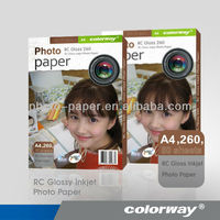 Inkjet Proofing Paper & Wide format paper & RC paper (professional)