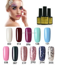 Chinese beauty products wholesale distributor from R S Nail three step uv gel nail polish