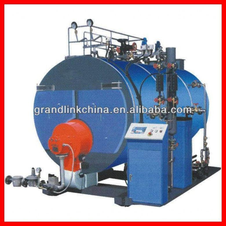 Hot Water Boilers Product ~ Domestic oil fired hot water steam boiler with low price
