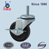 Durable 2 small wheels for carts