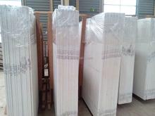 White Artificial Engineering big slab Quartz stone