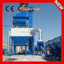 China LB2500 stationary asphalt batch mix equipment 200TPH