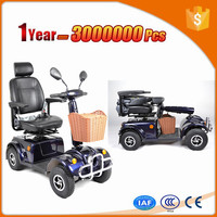 lowest 3 wheel motor scooter with cabin