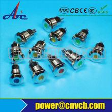 6v indicator lamp low voltage led indicator