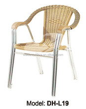 Cheap philippines bamboo and rattan furniture chair