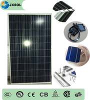 A grade cell 250w polycrystalline cheap solar panel with low price
