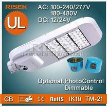 UL CE Approved High Efficiency Meanwell Driver LED Street Light Retrofit,100W paper luminaire candle bags