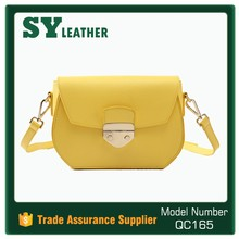 2015 Wholesale bags pu leather messenger bags satchel women shoulder bags