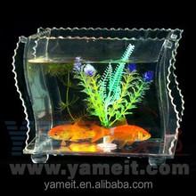 Modern Style Acrylic fish tank ornaments