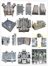 2015 Top Quality Wholesale OEM 2D 3D Custom Plastic Injection Mould with chroming vaious colors service