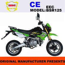 pit bike 125cc 4-stroke single cyclinder for cheap sale from Zhejiang