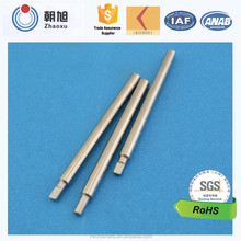 China supplier ISO standard stainless steel electric motor shaft