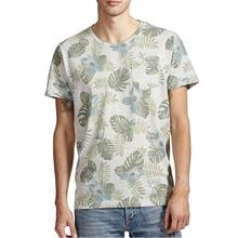 Best price customized blank dry fit all over print t-shirt