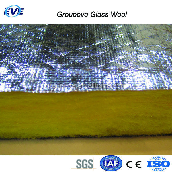 High density glass wool insulation fiberglass insulation for High density fiberglass batt insulation