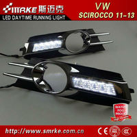 VW scirocco LED daytime running light/led daytime running lights round