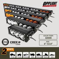 New producT 16.6'' amber/white 12v led light bar 12v headlight led truck light amber led off road lightbar